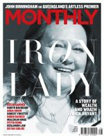 The Monthly May 2012