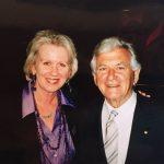 With Bob Hawke, NSW Premier's Award, 2002